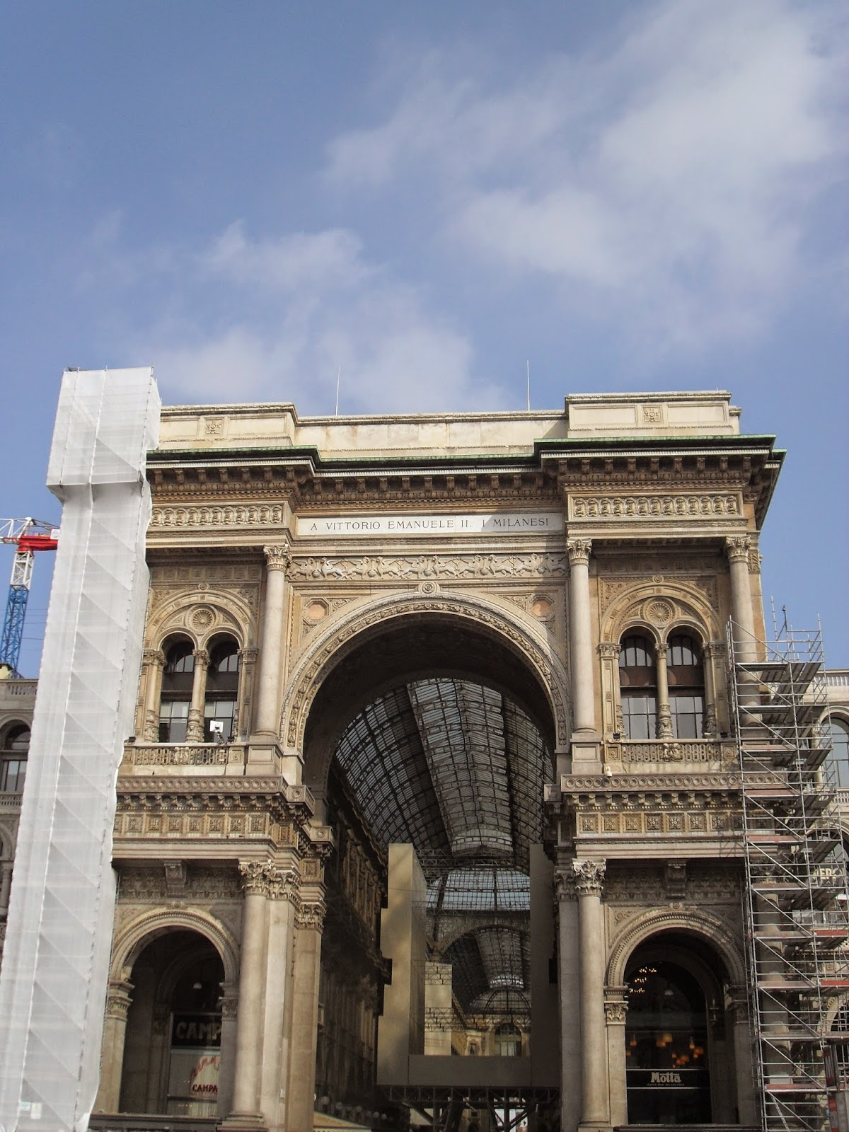 Galeria Vittorio Emmanuele II