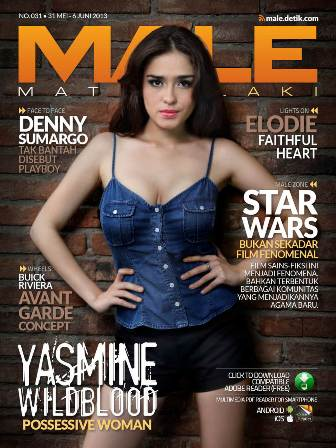 MALE Edisi 031 - Yasmine Wildblood