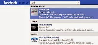 Facebook Nome Ricerca Motore