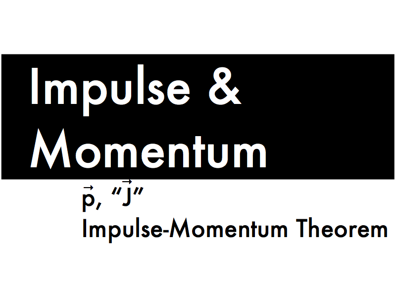 momentum and impulse essay Question how is force related to momentum asked by: melissa thomas answer momentum measures the 'motion content' of an object, and is based on the product of an object's mass and velocity.