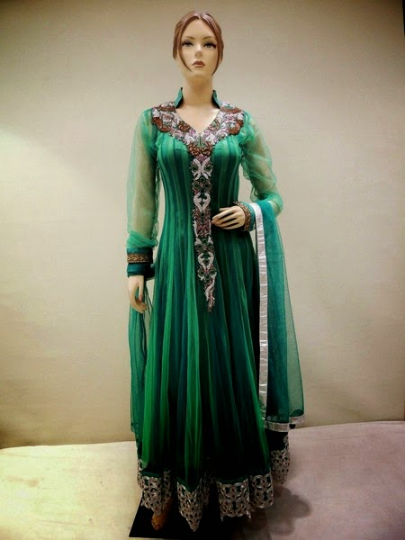 Why Long Anarkali Suits