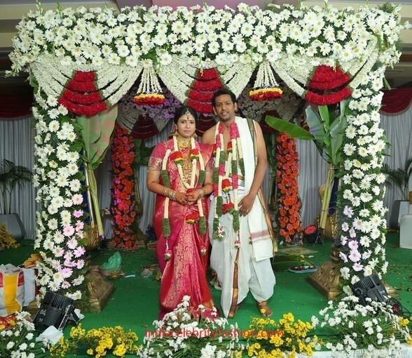 Actress Sanghavi Wedding Photos
