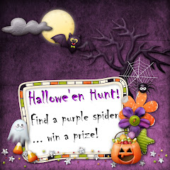 The Purple Spider Hunt!