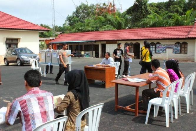 Pedoman Dan Tata Cara Menjadi Saksi Pemilu Tps Saksi Desa