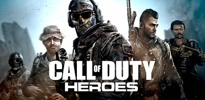 DOWNLOAD HACK Call of Duty heroes v1.1.0 APK ANDROID