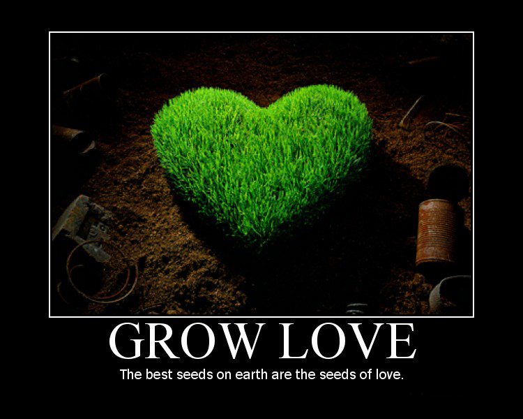 growing love quotes
