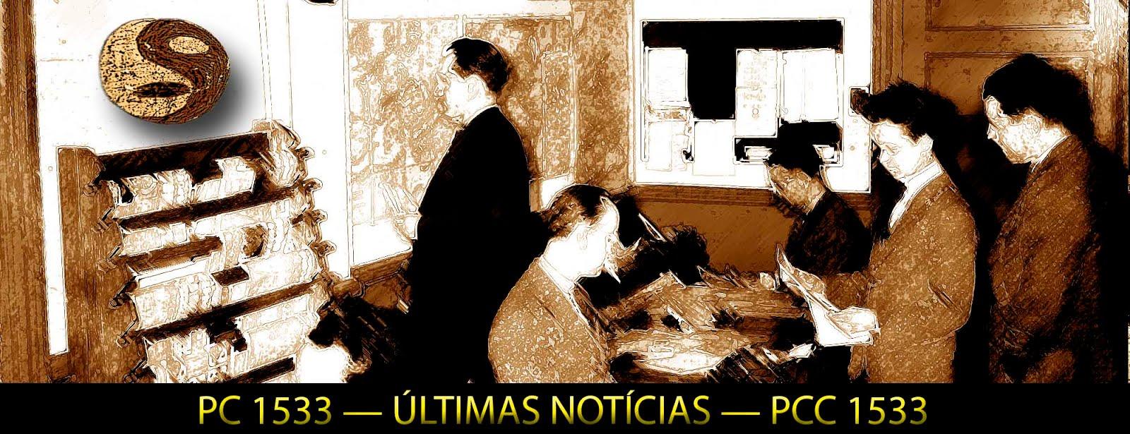 PCC 1533 ÚLTIMAS NOTÍCIAS