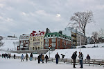 Winter, Quebec City
