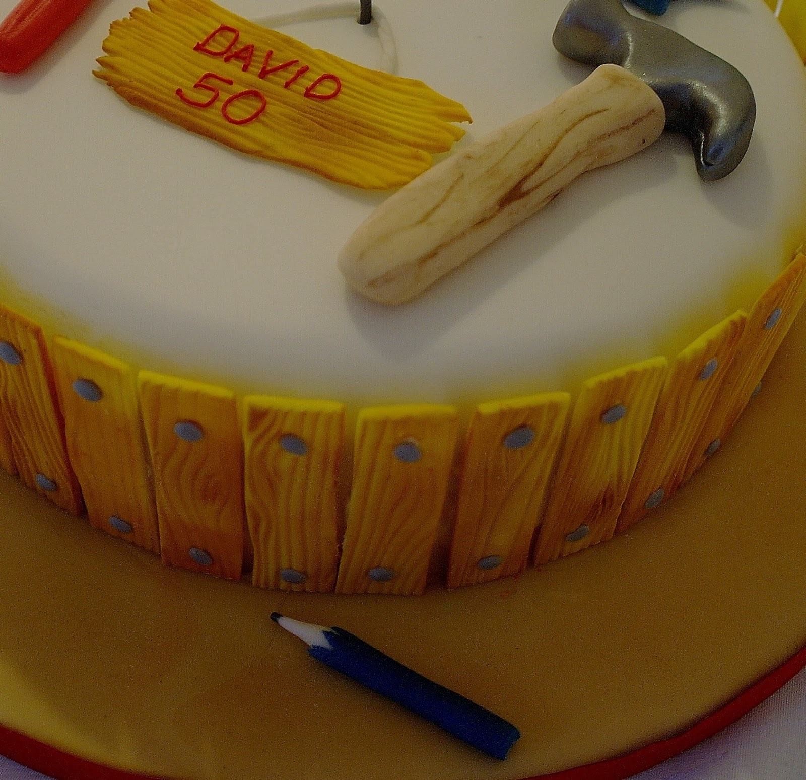 Showstopping Cakes Carpenters Cake