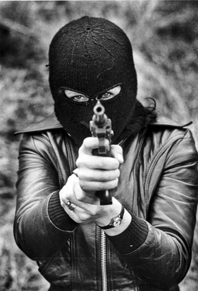 Pictures Of Female Ira Fighters In The 1970s Vintage