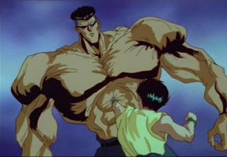 "Ghost Fighter - Episode 62 ""Toguro's Full Power"" (Toguro's 100 Percent Terror!)"