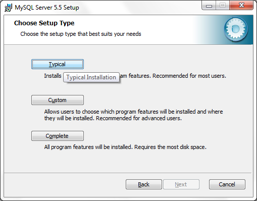 mysql server gratis: