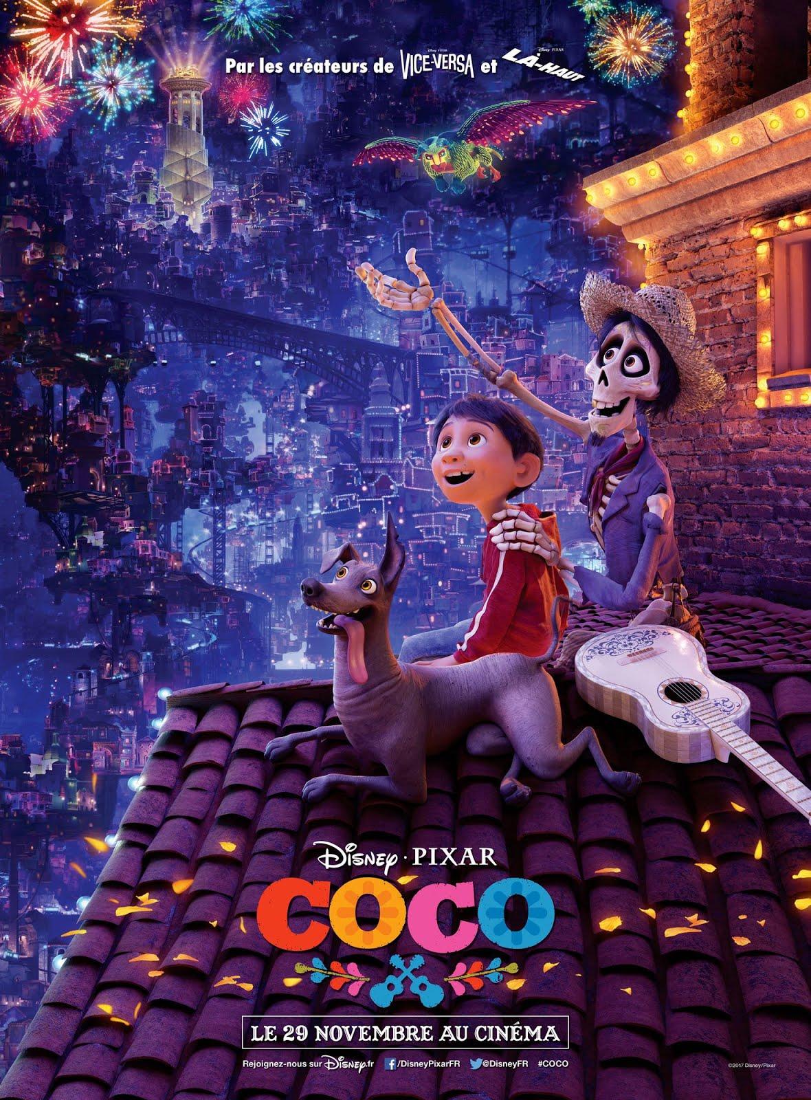 Carlos Rivera - Recuérdame (Película Coco) ~ Sinopcine
