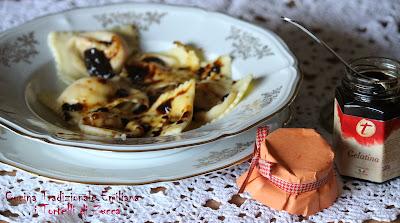 cucina tipica emiliana:i tortelli di zucca
