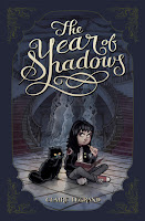 the year of shadows by claire legrand book cover