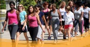 Jalan Kaki Turunkan Risiko Stroke 43% bagi Perempuan