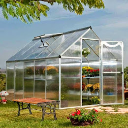 Grow More with a Greenhouse!