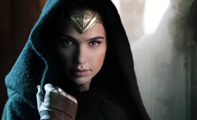 Gal Gadot comparte foto de 'Wonder Woman' tras iniciar el rodaje