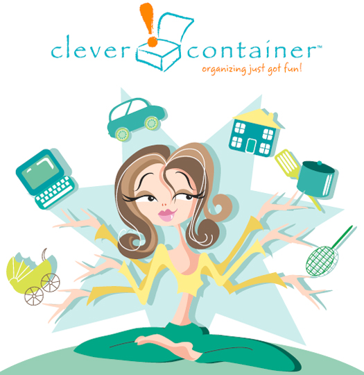 clever container company is dedicated to helping people take control of their lives 1 by providing high quality innovative and functional tools