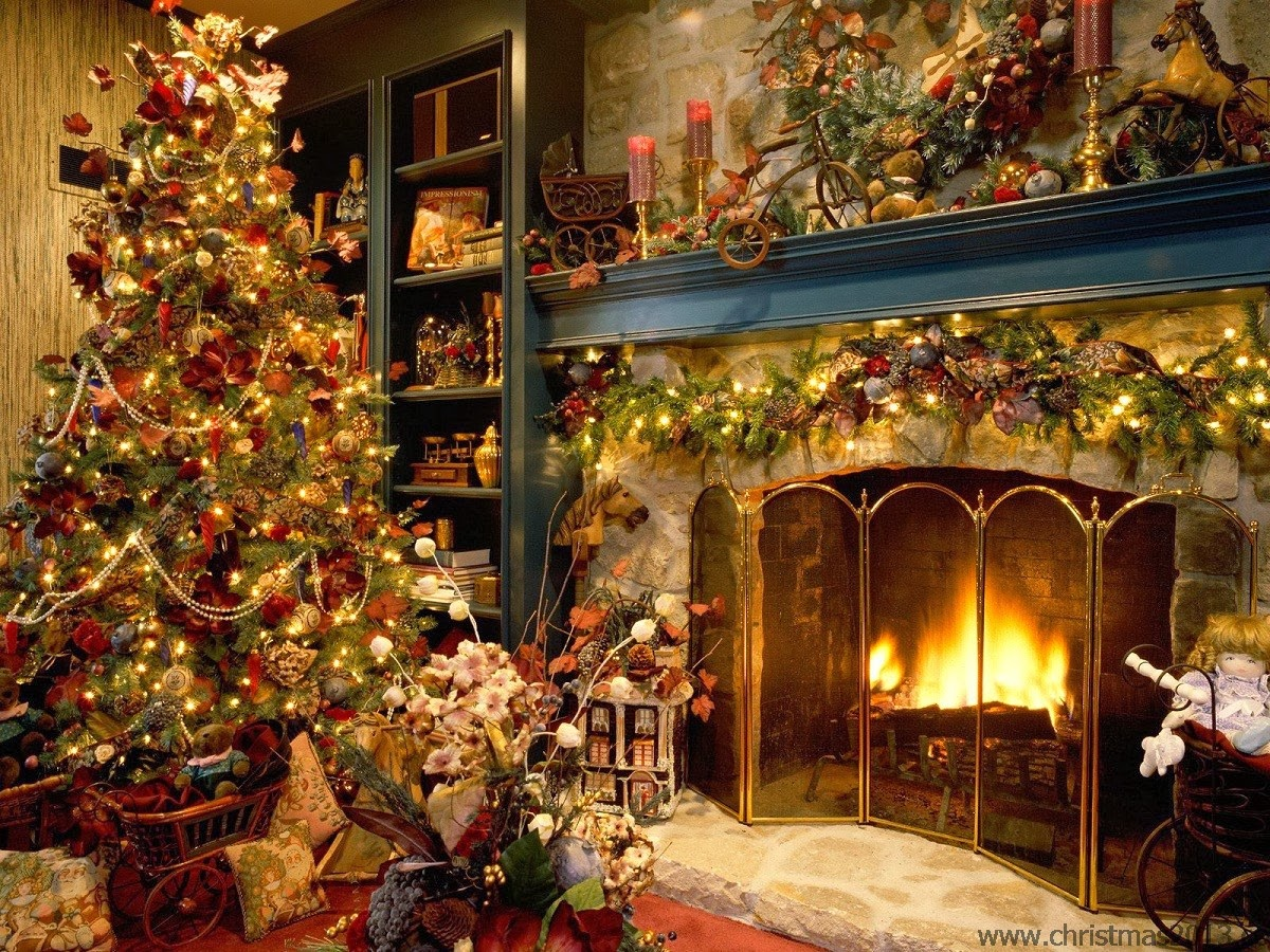 Christmas tree decorations ideas for 2013 30 tree images Christmas decoration in living room