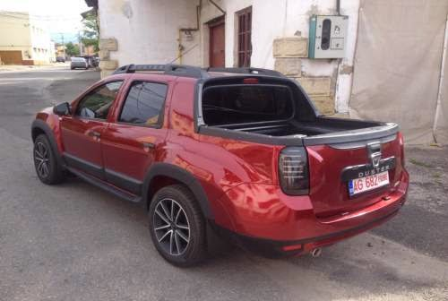 Dacia Duster Pick up model 2015