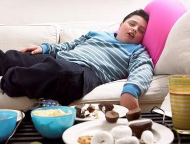 питание детей с лишним весом
