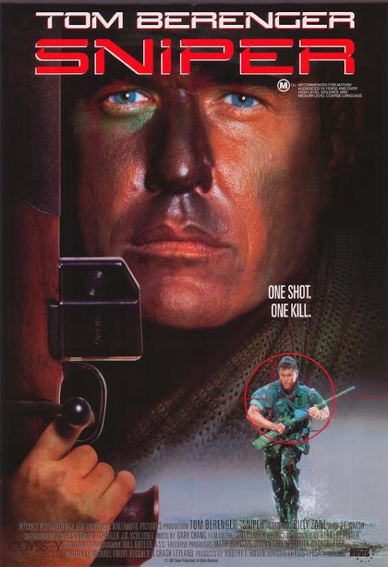 Sniper นักฆ่าเลือดเย็น HD 1993