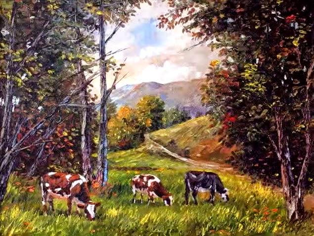 paisajes-de-pueblos-en-pinturas