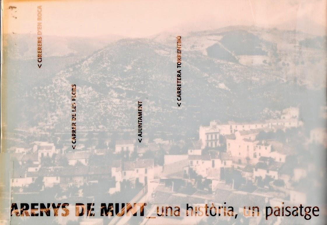 Arenys de Munt, una història un paisatge