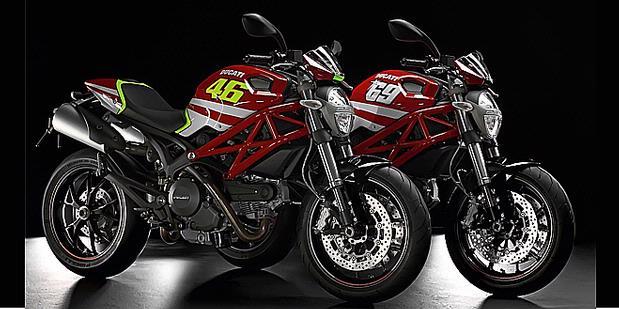 Ducati Monster GP Replica Unveiled