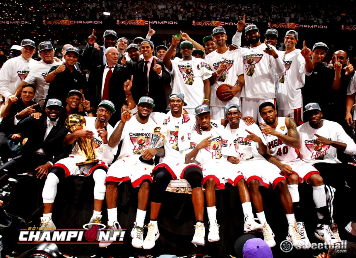 Miami Heat Championship Wallpapers