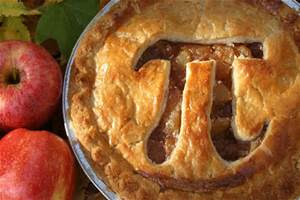 March 14, 2015: Happy Pi Day (3/14/15)