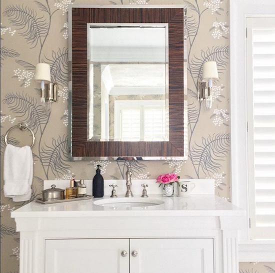 The zhush home tour our master bath before and after for Master bathroom 10 x 14