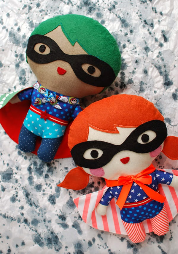 crafts.tutsplus.com/tutorials/create-your-own-superhero-soft-toy--craft-17660