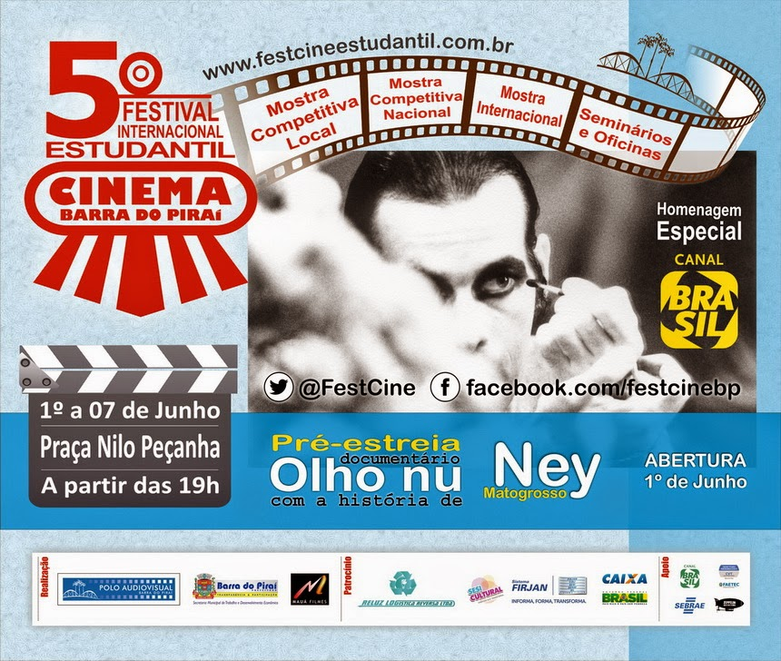 Festival Internacional Estudantil de Cinema de Barra do Piraí