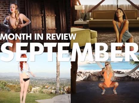 Chicas Playboy de Septiembre 2013