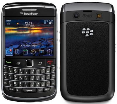 Spesifikasi dan Harga Blackberry Bold 9780 Onyx 2