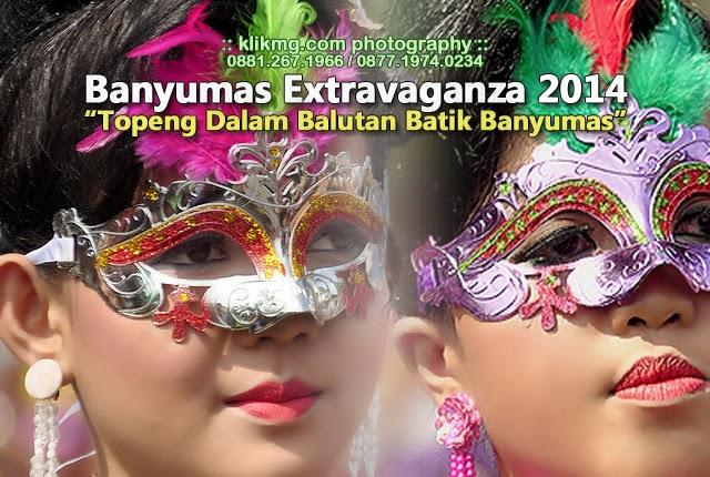 Topeng Dalam Balutan Batik Banyumas - Banyumas Extravaganza 2014, (1) Photo oleh : KLIKMG.COM Photography - Photographer Indonesia, Photographer Purwokerto, Photographer Banyumas