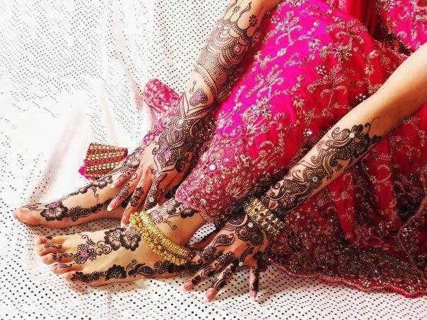 Mehndi For Kids Full Hand : Beautiful latest simple arabic pakistani indian bridal girl mehndi