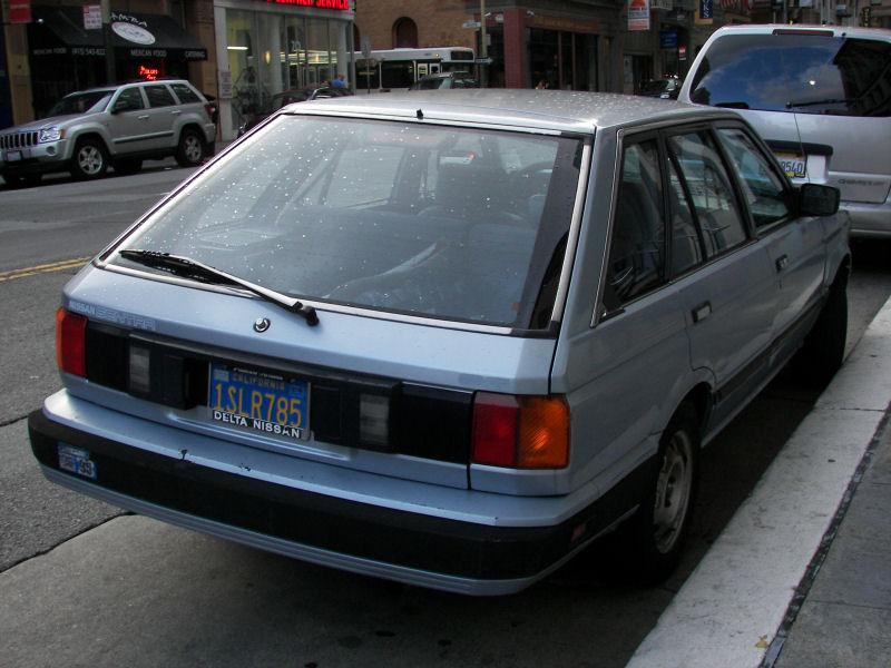 California Streets: San Francisco Street Sighting - 1987 ...