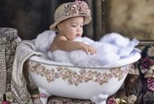Bagno Rilassante In Casa : Lequattrostagioni tè a casa di micol