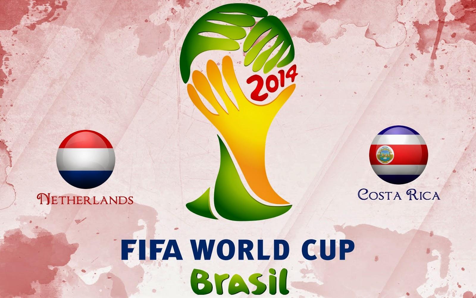 Tările de jos vs. Costa Rica Cupa Mondiala