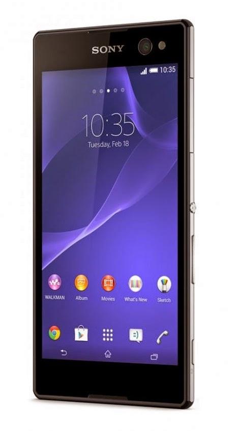 Sony Xperia C3 D2533-4G