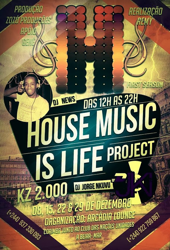 House Music Is Life Project
