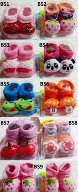 RM8 - Baby Sock 3D