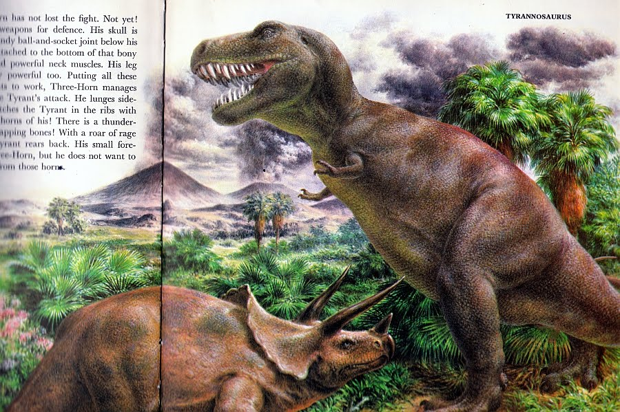 Rex Vs Triceratops Fighting All is well for t  rex inT Rex Vs Triceratops Fighting