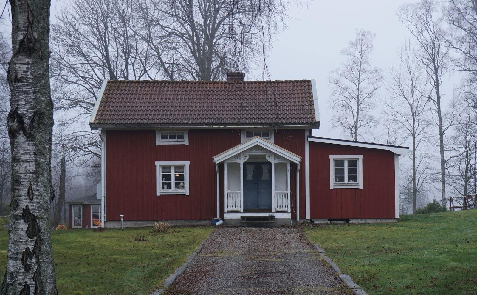 kleine lotta unser schwedenhaus r rvikshus schweden. Black Bedroom Furniture Sets. Home Design Ideas