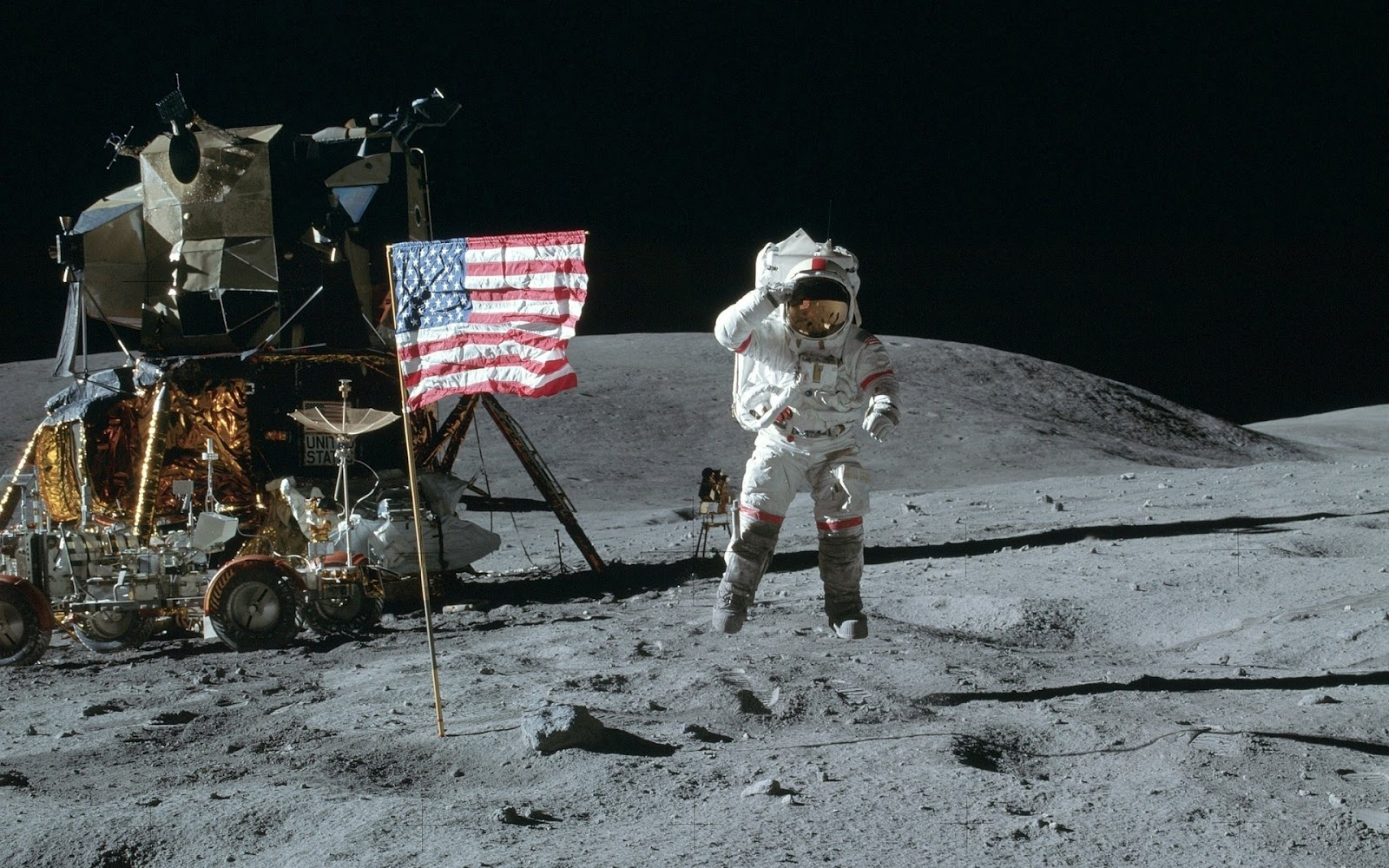 Top 5 Reasons The Moon Landing Was NOT A Hoax