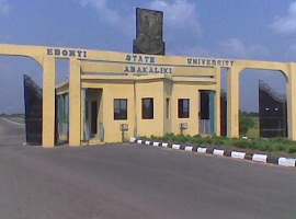 ebonyi state university abakaliki