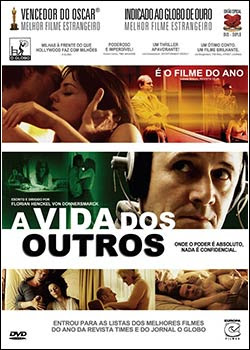 Download - A Vida dos Outros DVDRip RMVB - Dublado